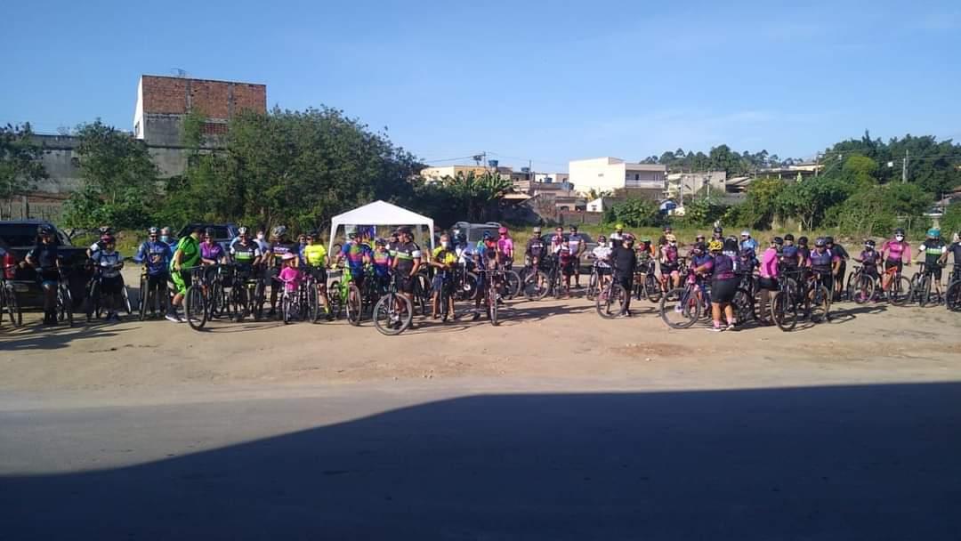 7ª Pedalada pela vida reúne dezenas pessoas em Tanguá – Prefeitura de Tangua